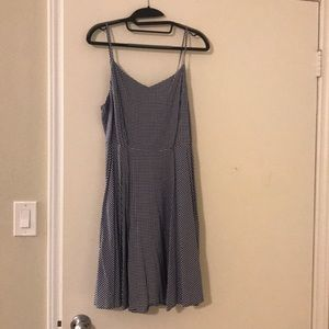 Short Sumer dress/spaghetti strap